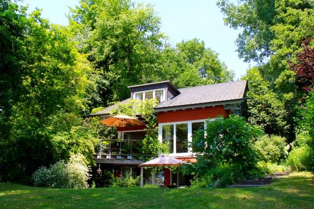 Traum Ferienhaus direkt am See Bodensee Travel