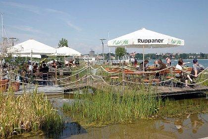 Gastronomie am Bodensee mit WLAN/Internet