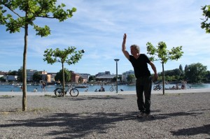 Boule spielen in Konstanz am Bodensee