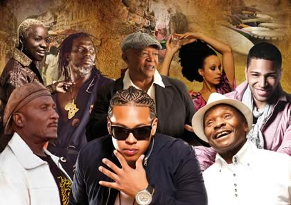 Afro-Pfinsten Fesitval 2012