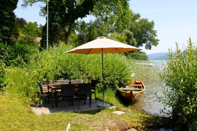 Ferienwohnung direkt am See Bodensee