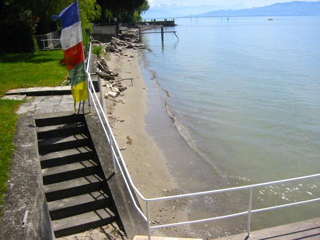 Ferienhaus direkt am See