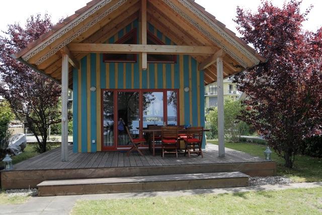 Ferienhaus bungalow in bottighofen bodensee schweiz
