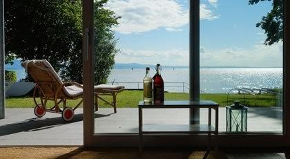 Ferienhaus Direkt Am See Bodensee