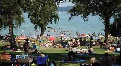 Strandbader In Konstanz Und Umgebung Baden Im Bodensee